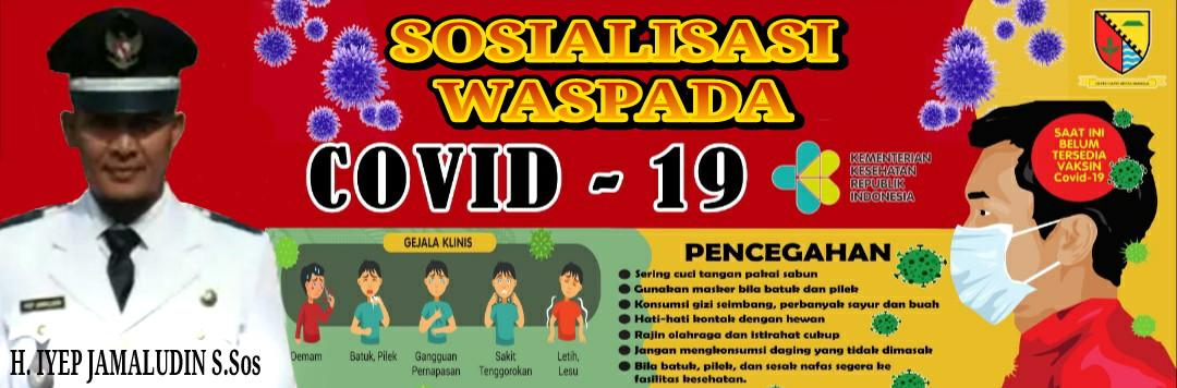 Album : Sosialisasi Waspada COVID-19